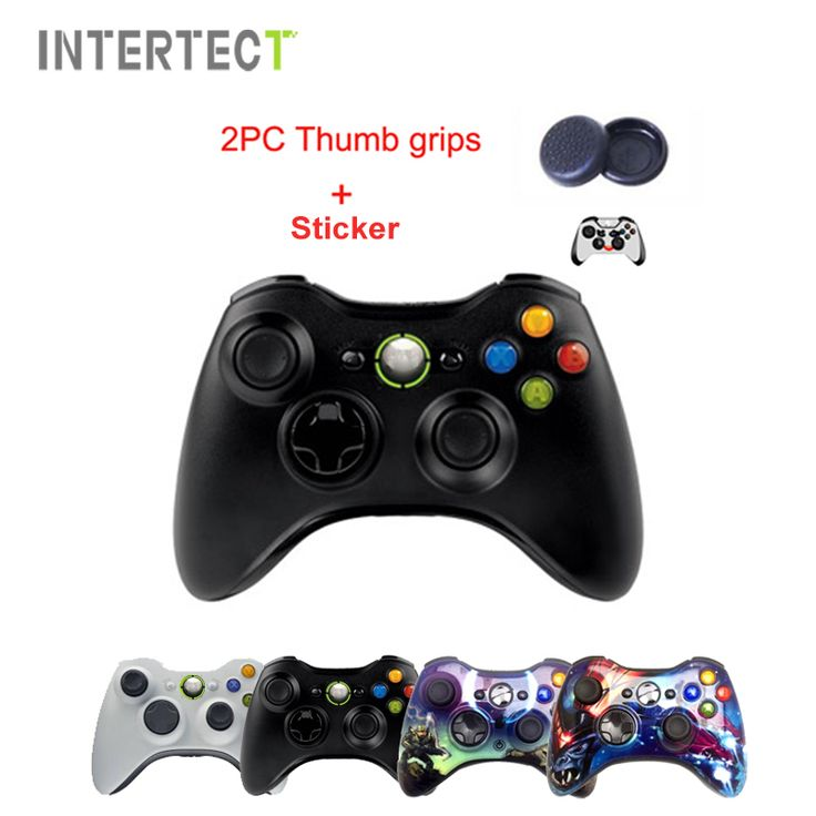 Original Wireless Remote Controller For Microsoft Xbox 360 Sem Fio Joystick For Xbox 360 Jogos Controle Gamepad For PC Win7/8/10