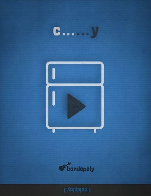 Coldplay - Bandopoly
