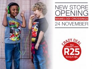 Mamelodi Crossings Opening