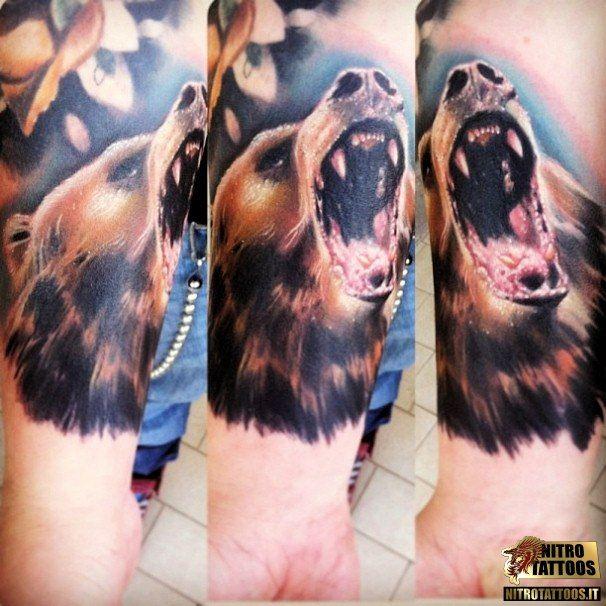 immagini di orso #tatuaggi #tatuaggio #tattoos #tattoo