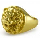 Bill Skinner Lion Sovereign Ring