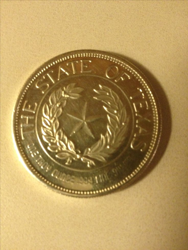 Texas Silver Coin #mike1242 #silvernetwork #sellingcoins #isncoins