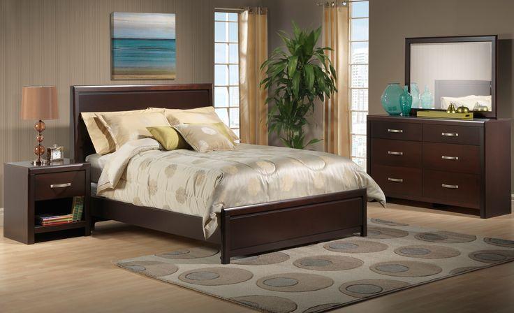 Merrick Bedroom 5 Pc. King Bedroom Set - Leon's