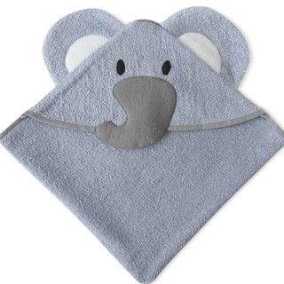 Toalla Toallón con capucha Elefante