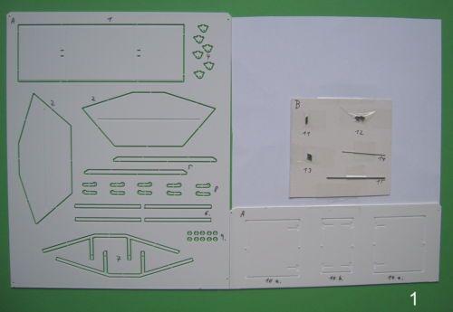 Polystyrol-Bausatz-Absetzcontainer-Absetzmulde-Deckel-1-32-CNC-gefraest-Spur1-7