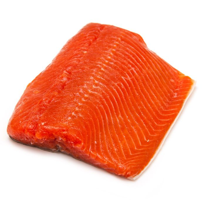King Salmon Fillet Rich Full And Buttery Healthy Fish Sockeye Salmon Recipes Salmon Farming