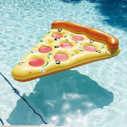 pizza pool float #pizza