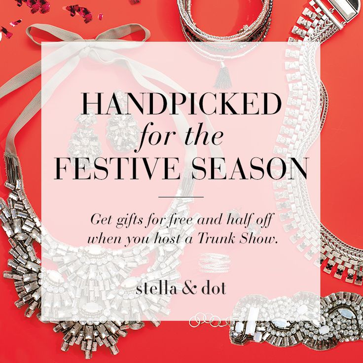 Christmas Shareables | Stella & Dot UK/IE