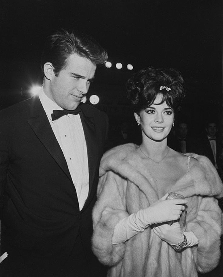 natalie wood and warren beatty relationship