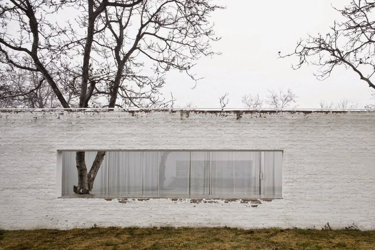 simplicity love: Chilean House | Smiljan Radic
