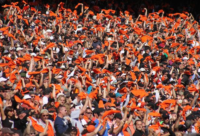 The 15 Types of Fans You'll See at Every SF Giants Game