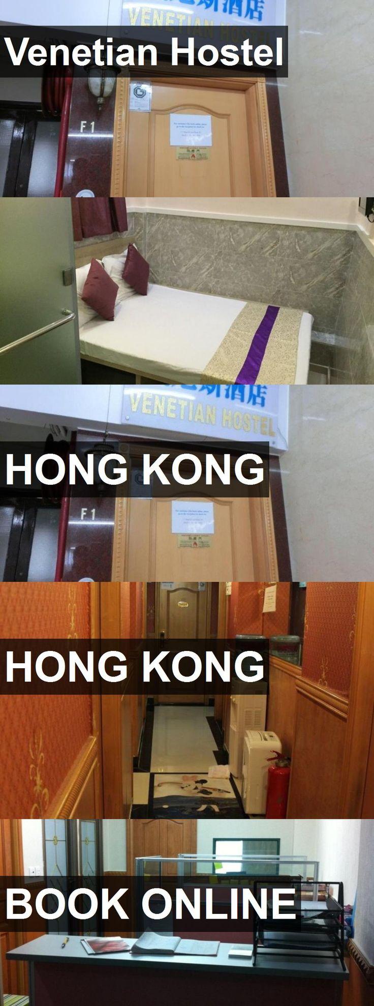 Venetian Hostel in Hong Kong, Hong Kong. For more information, photos, reviews and best prices please follow the link. #HongKong #HongKong #travel #vacation #hostel