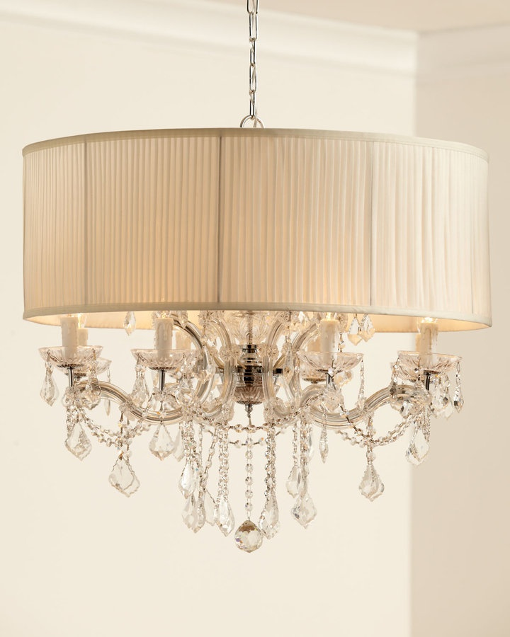 Shaded Cascade Chandelier by Horchow- - 99 Best Light Up My Life Images On Pinterest Antique Chandelier