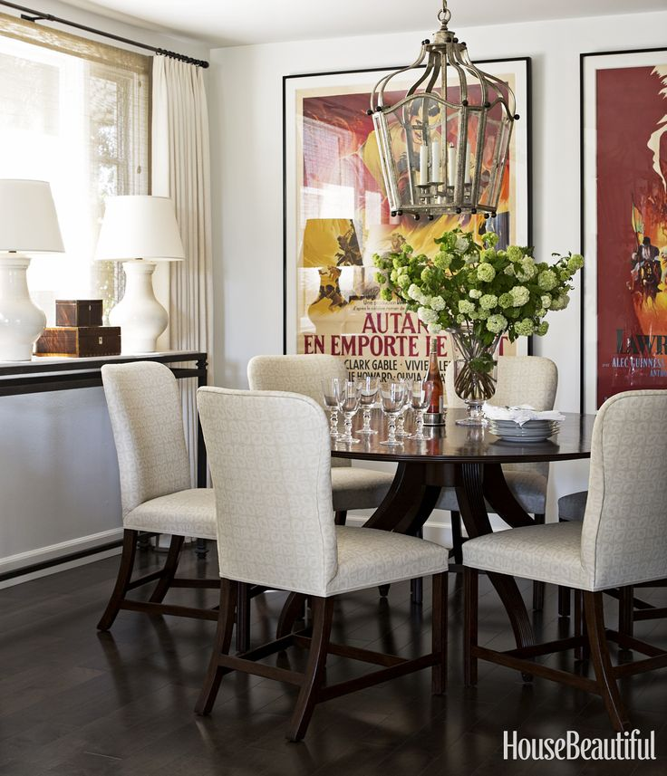 Inside a california home that offers a master course in neutral decor decorating dining roomsroom decorating ideasfine