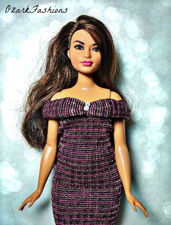 379 best barbi xxl images on Pinterest | Modepuppen, Barbie muster ...