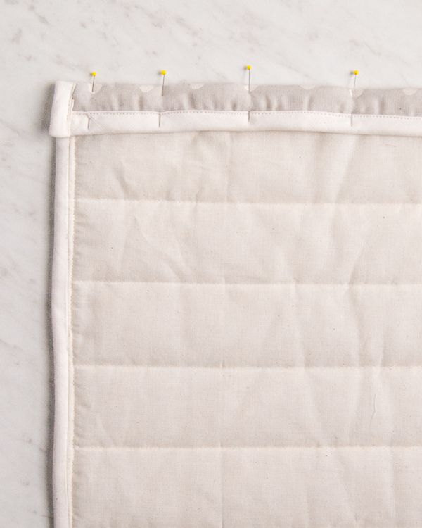 a355267dc4d Puffy Tote in Nani Iro's Quilted Double Gauze | Purl Soho | Sewing ...