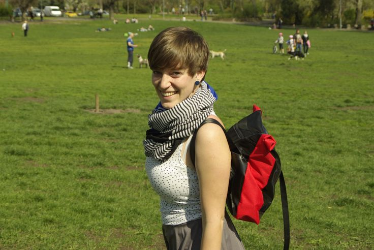 2 in 1 bag, sholuder bag and backpack, messenger bag, by thePAUbag on Etsy