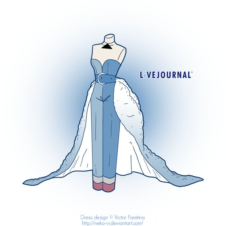 Livejournal in Fashion by Neko-Vi.deviantart.com on @deviantART