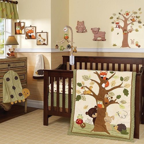 Woodsey Baby Bedding