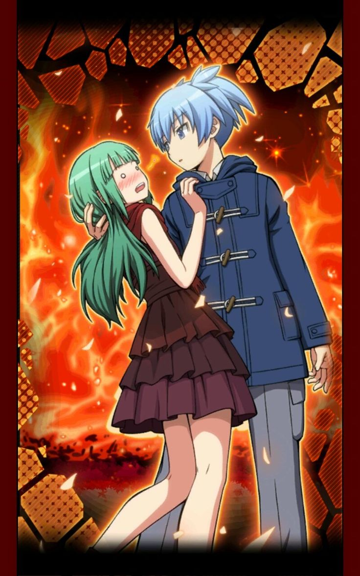 Pin by Margarida Rodrigues on Assasination classroom in