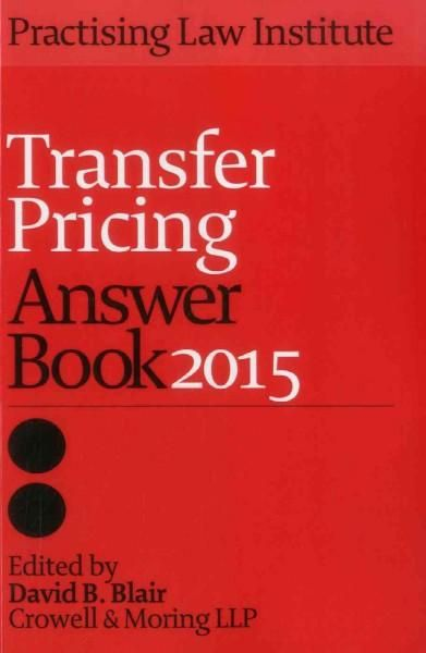 Transfer Pricing Answer Book 2015