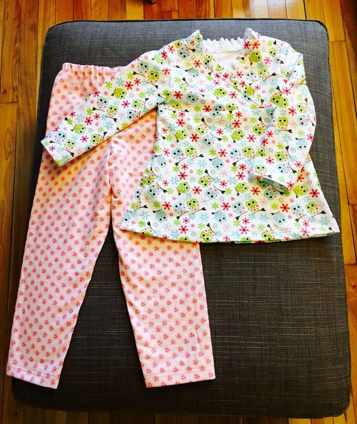 Pyjama pour ma filleule
