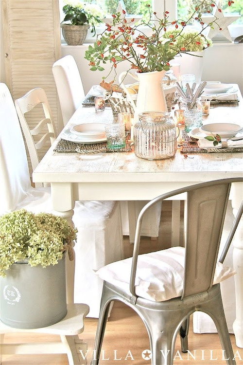 Find This Pin And More On Home White Wood Dining Rooms