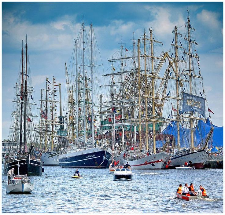 Tall Ship Races, Szczecin, Poland #Eccomodation #Baltic #Balticsea