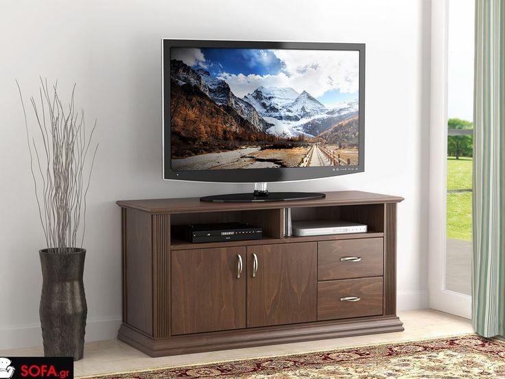 Κλασσικό έπιπλο τηλεόρασης http://www.sofa.gr/epiplo-tv-klasiko-no1