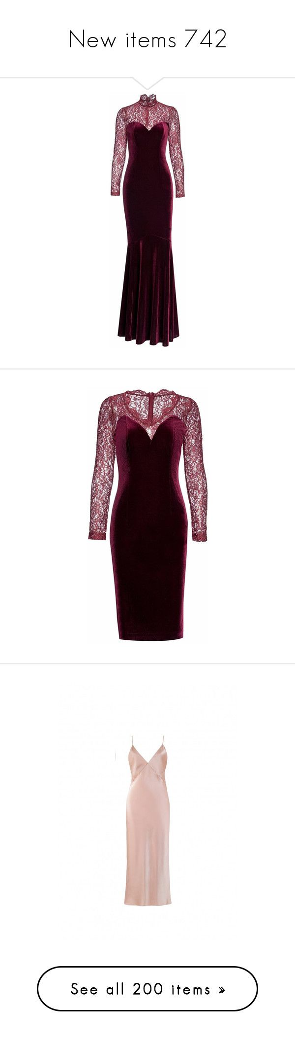 """""""New items 742"""" by cavallaro ❤ liked on Polyvore featuring dresses, long velvet dress, purple evening dress, purple dresses, holiday cocktail dresses, long evening dresses, purple cocktail dresses, midi cocktail dress, cocktail party dress and holiday party dresses"""