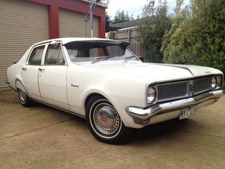 1971 HOLDEN KINGSWOOD HG $12000