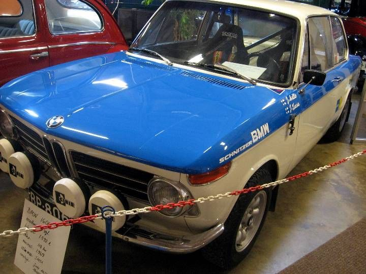 BMW 1602 Schnitzer, Vehoniemen automuseo
