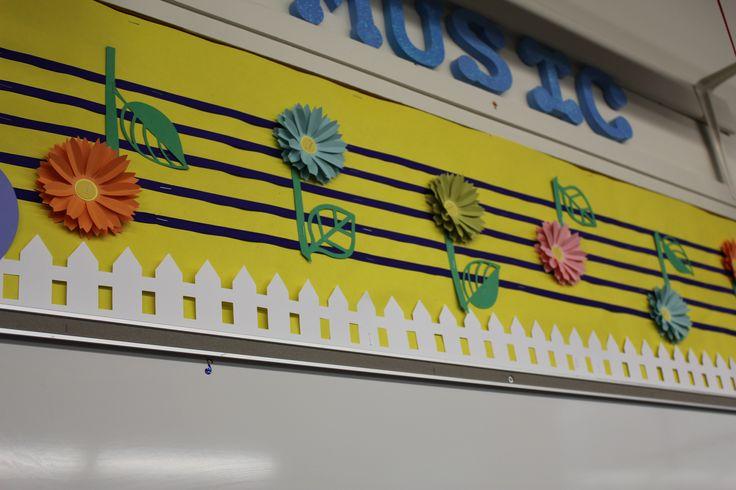 Music Classroom Design : Best music bulletin boards tm images on pinterest