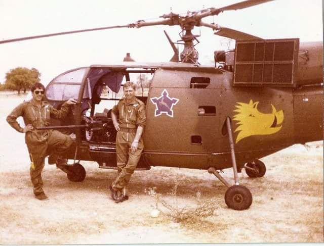 -SADF Alouette III !