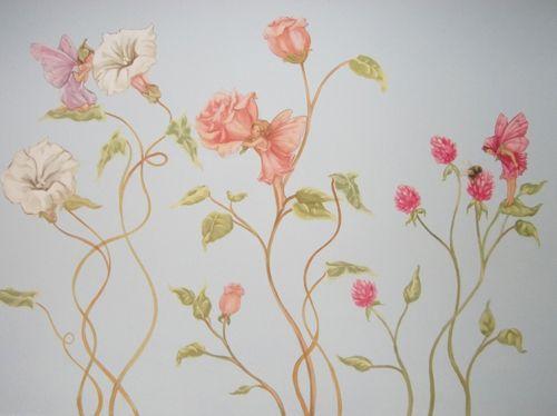 Best 25 girls fairy bedroom ideas on pinterest fairy for Fairy mural ideas