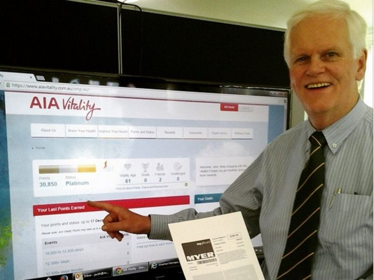 A huge congratulations to Jack for achieving AIA Vitality Platinum. He received a well deserved $200 Myer voucher just in time for Christmas! Jack also gets to enjoy Qantas flight discounts, reduced insurance premiums, better health and fitness and bragging rights as the first person in Toowoomba to achieve Platinum. Woot woot!  Next year could be your year to achieve financial and lifestyle goals through the Vitality program.  We'd love to have you onboard. www.monashgroup.com.au