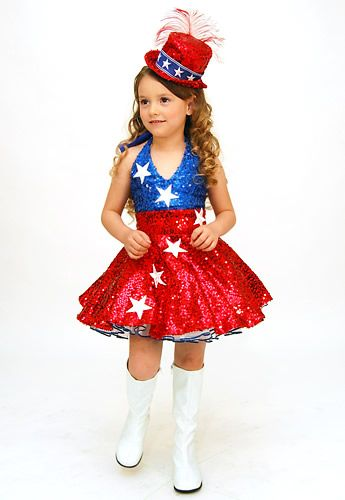 Yankee Doodle Dandy kid costume