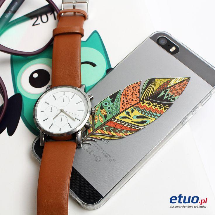 Ultra Slim na iPhonie 5s:) Więcej na www.etuo.pl