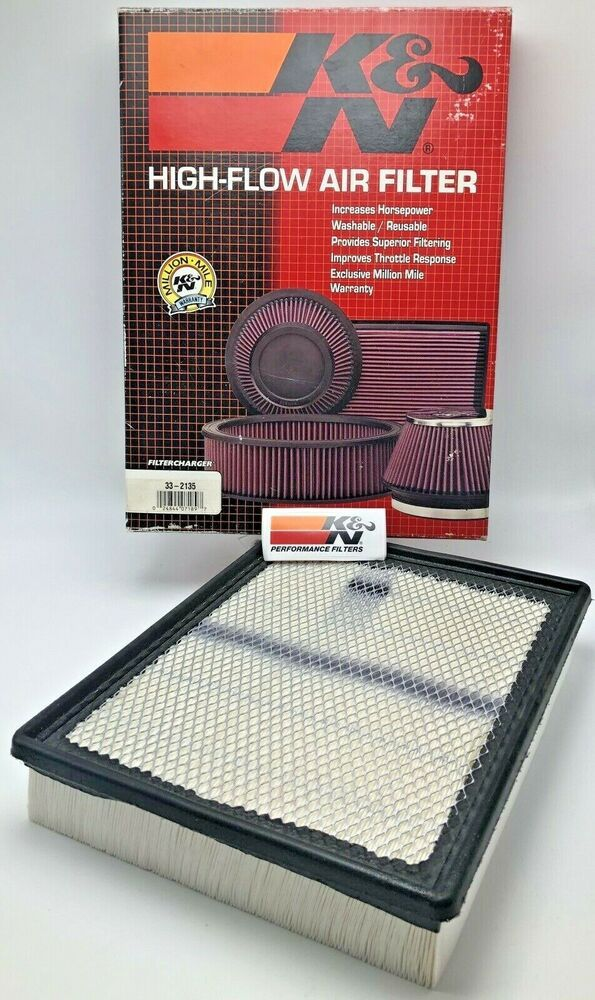 K/&N Filters 33-2135 Air Filter