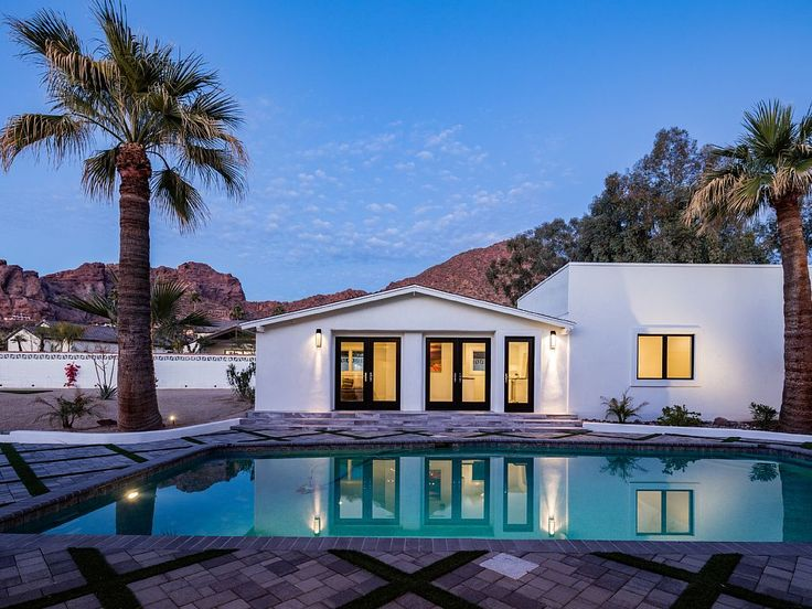 Stylist And Luxury Arizona Home And Garden Show. Luxury awaits you in this massive  completely remodeled contemporary home ideally located Phoenix s Arcadia 32 best Arizona Vacation Homes images on Pinterest Scottsdale