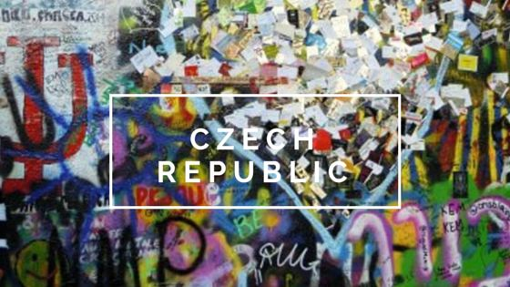 Stories and photographs from a current English expat living in the Czech Republic.