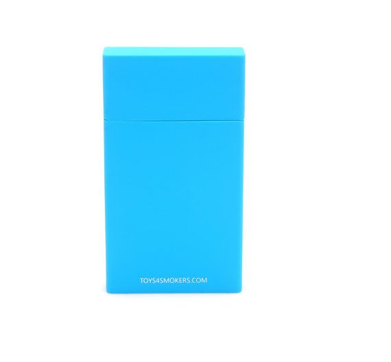 Cigarette Case Sky Blue Slim by toys4smokers on Etsy, zł19.99