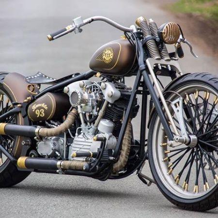 Custom Choppers Harley Davidson (78)