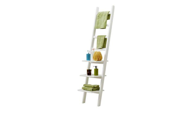die besten 25 handtuchleiter ideen auf pinterest nischenregal eichenk chenschr nke und. Black Bedroom Furniture Sets. Home Design Ideas