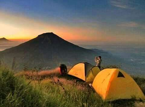 Mount Prau, Dieng Wonosobo Central Java