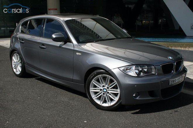 New car 2011 BMW 118i E87 MY11