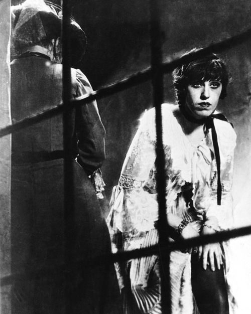 Lotte Lenya in The Threepenny Opera (1931)