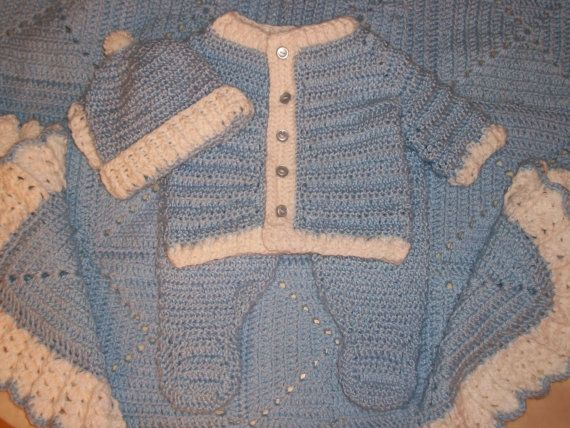 Free Crochet Patterns Baby Boy Sweater Pakbit For