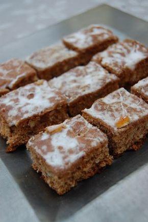Biscuits de Noël: Leckerlis