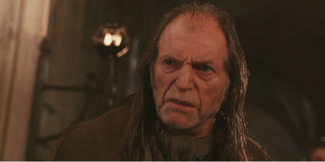 Fansunleashed What Is The Point Of Argus Filch What Exactly Are Argus Filch S Duties At Hogwarts An Monty Python Harry Potter Facts Harry Potter Characters